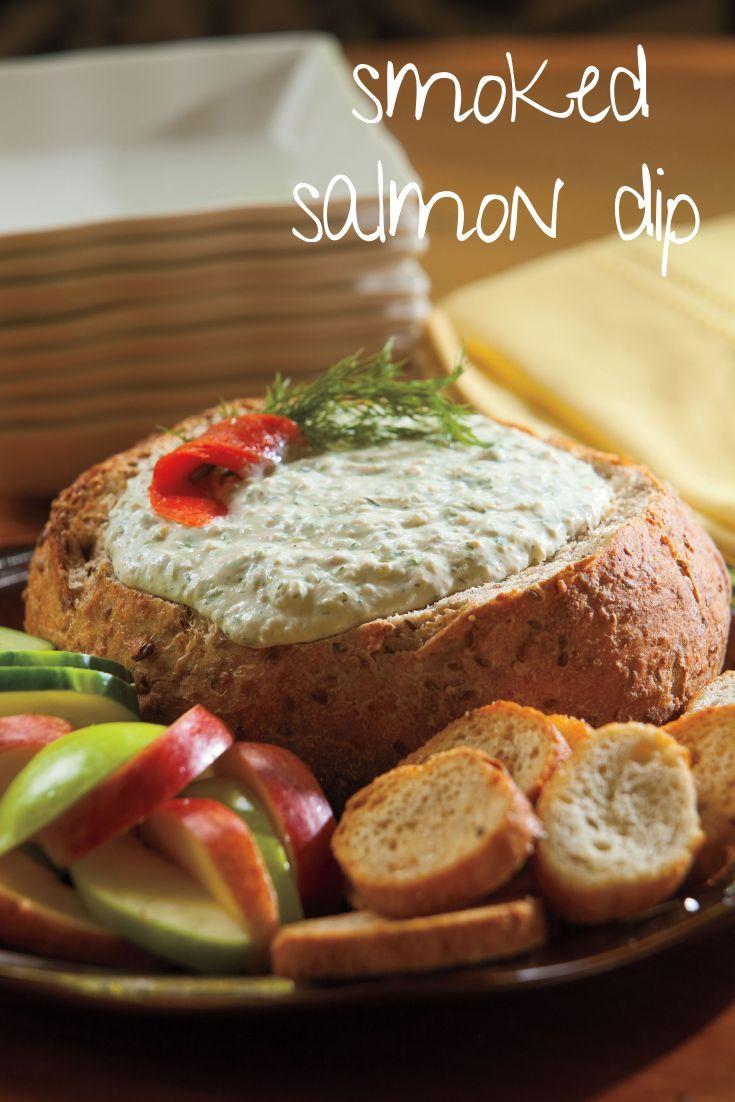 Smoked Salmon Dip Recipe Good For A Group Salmon Dip