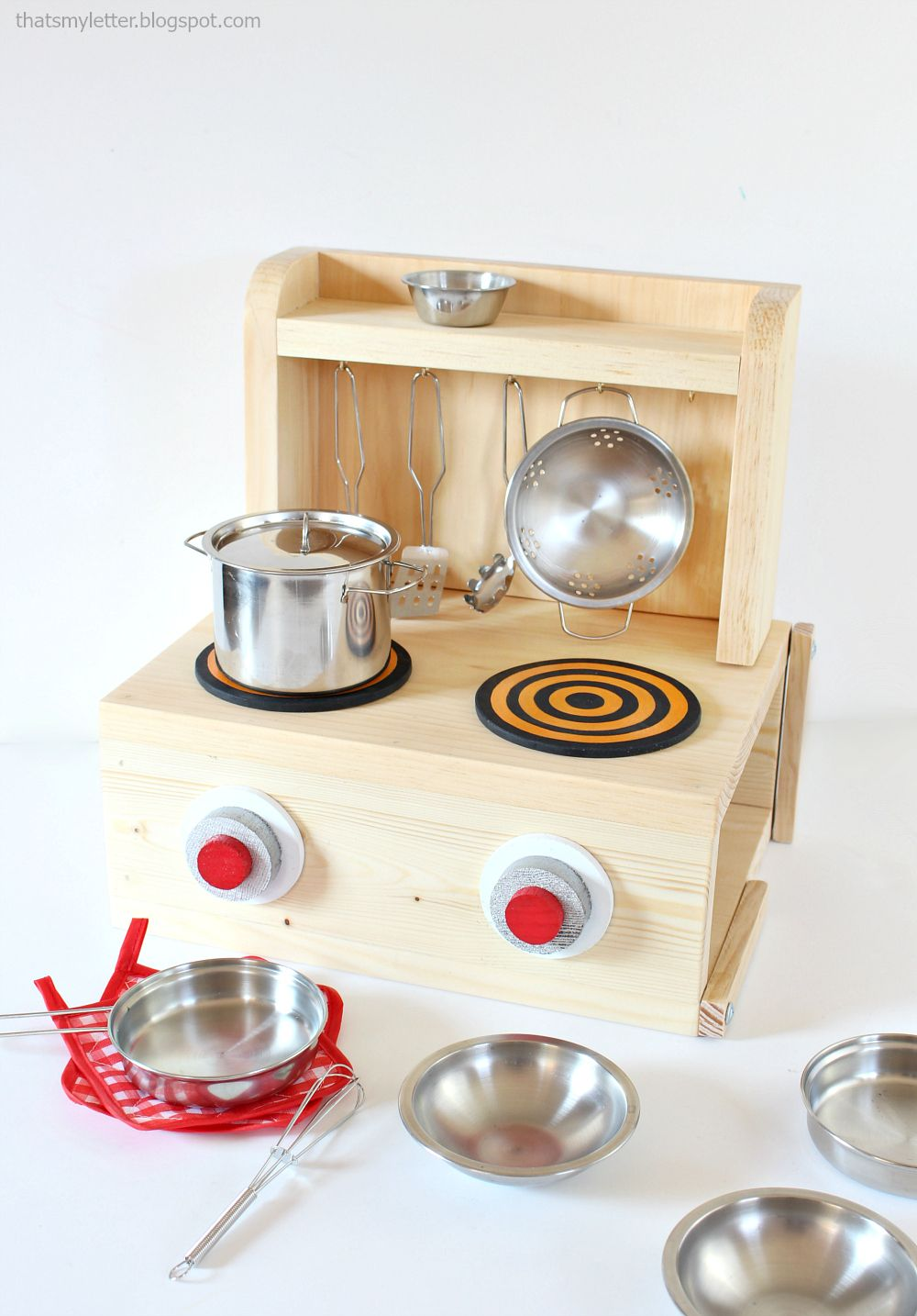 Ana White | Tabletop Play Kitchen - DIY Projects | Crafts ...