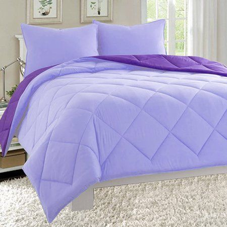 Goose Down Close Out Deal 3pc Comforter Set King Cal King Lilac