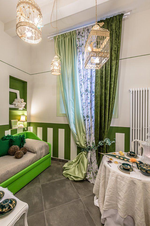 AB Suite Innovative design room&breakfast#lampade gabbia della Rana che salta