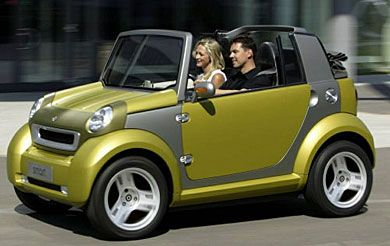 Smart Car In The Usa