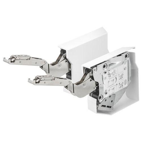 GODMORGON Wandschrank/1 Tür - Hochglanz weiß - IKEA ...