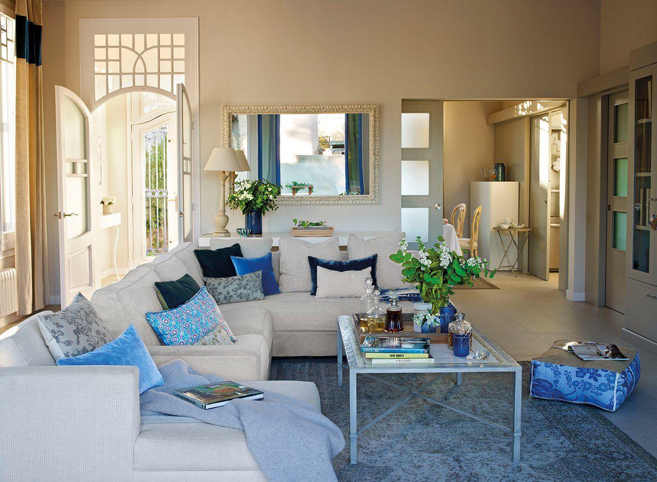 Pasi N Compartida Por Una Casa Modernista Decoraci N Pinterest  ~ Decoracion Modernista Interiores