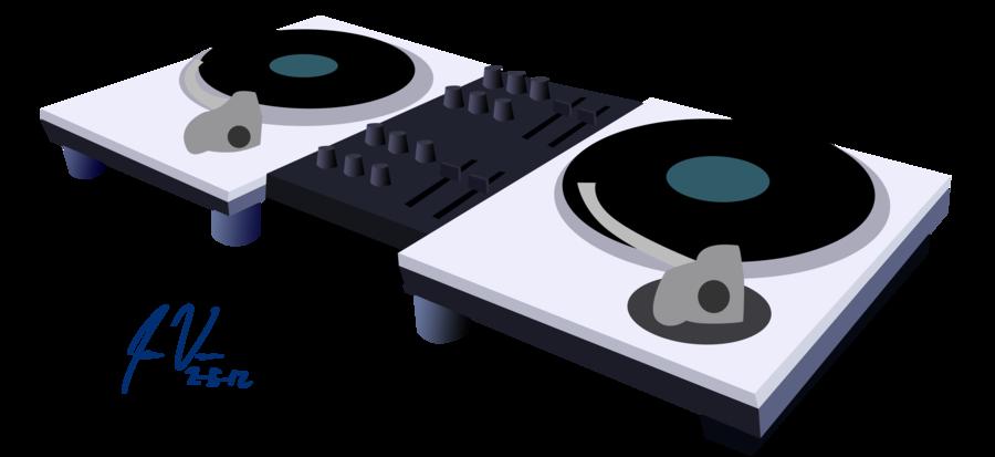 Dj Pon 3 Turntables By Epic Panda17 Deviantart Com On Deviantart Turntable Dj Deviantart