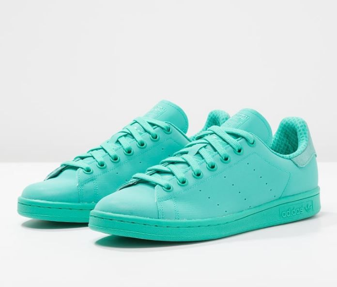 outlet store 706e8 df1ce Adidas Originals STAN SMITH ADICOLOR Baskets basses shock ...