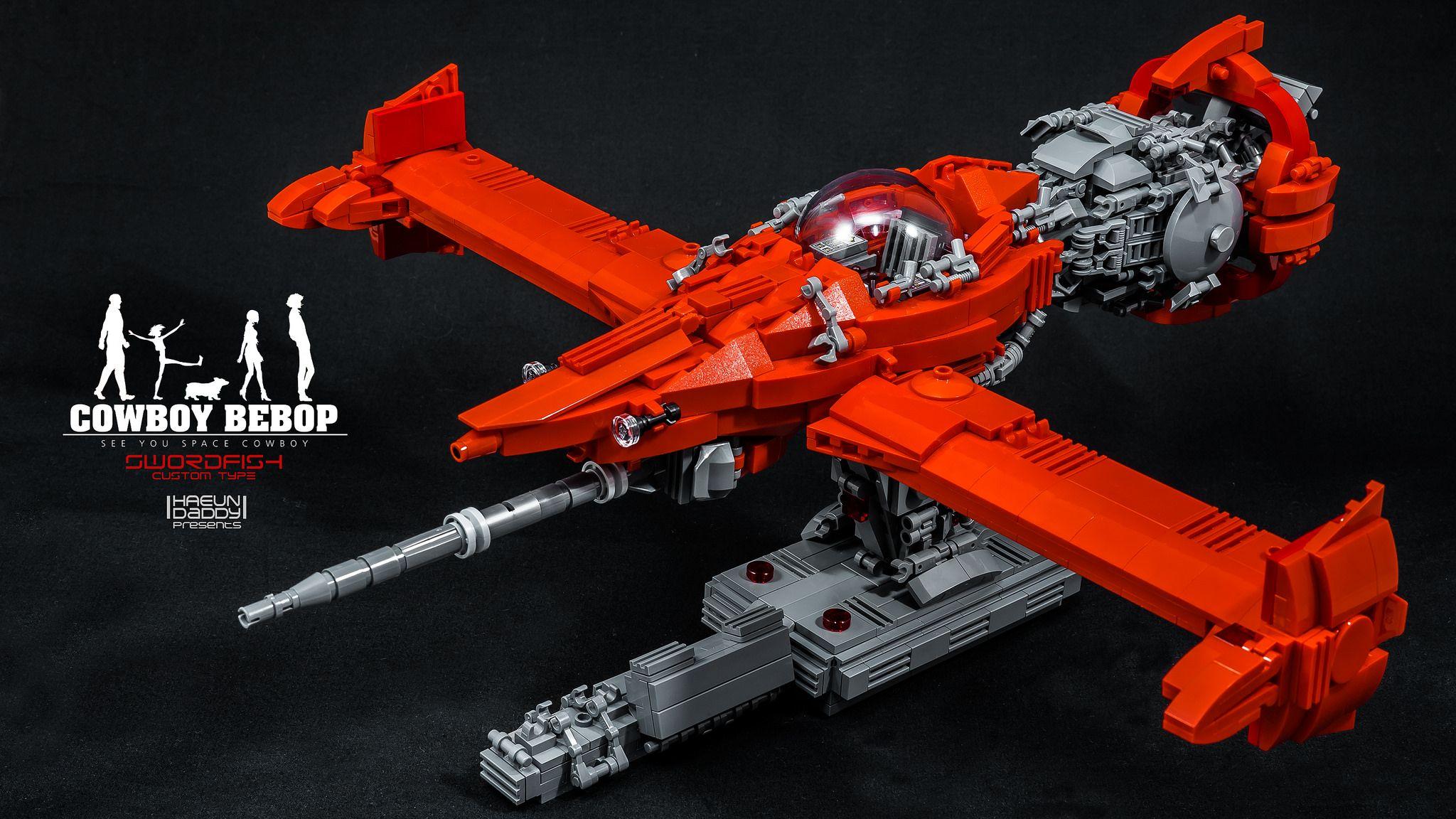 r00100dsc08120 copy cowboy bebop lego spaceship and lego