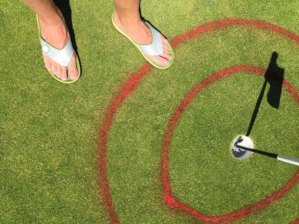 Fanbase GC Moehnesee - right on target! Just #Golf and #Golffashion