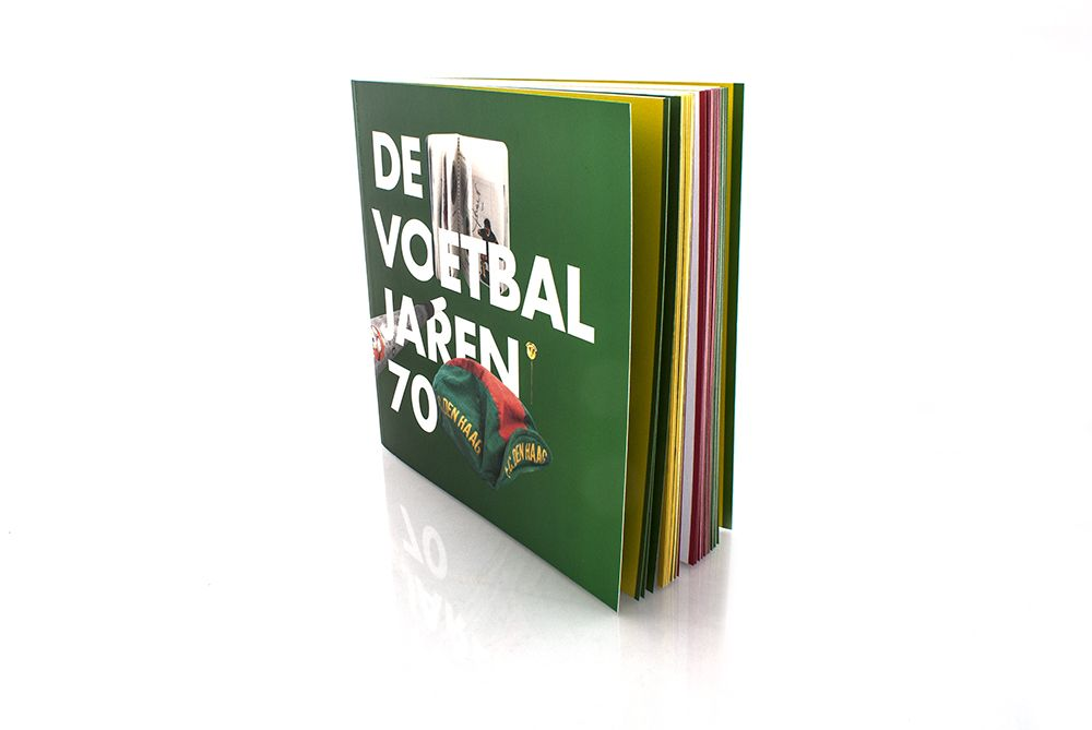 Voetbal jaren 70 book ado den haag | fc Den haag www.giselleseguragelink.nl