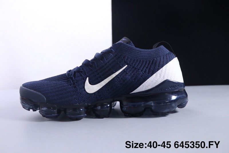 e1b101d0eb34 Nike Air Vapormax 2018 Flyknit 3.0 Men s (Blue+White)  Nike  RunningShoes