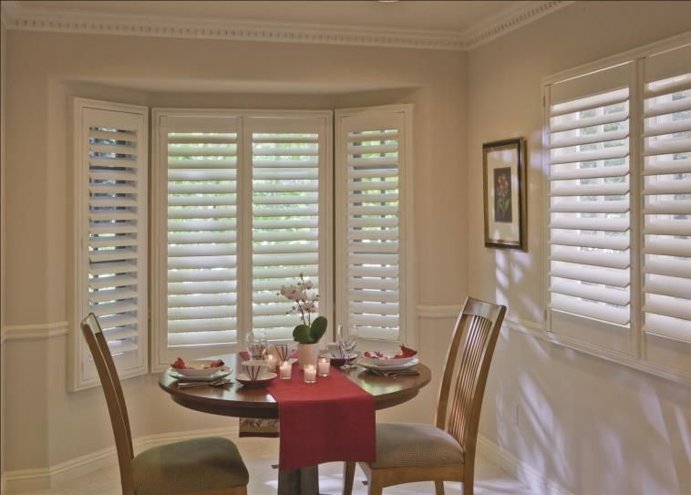 Classic Composite Shutters Living Rooms Shutters Window Shutters Budget Blinds