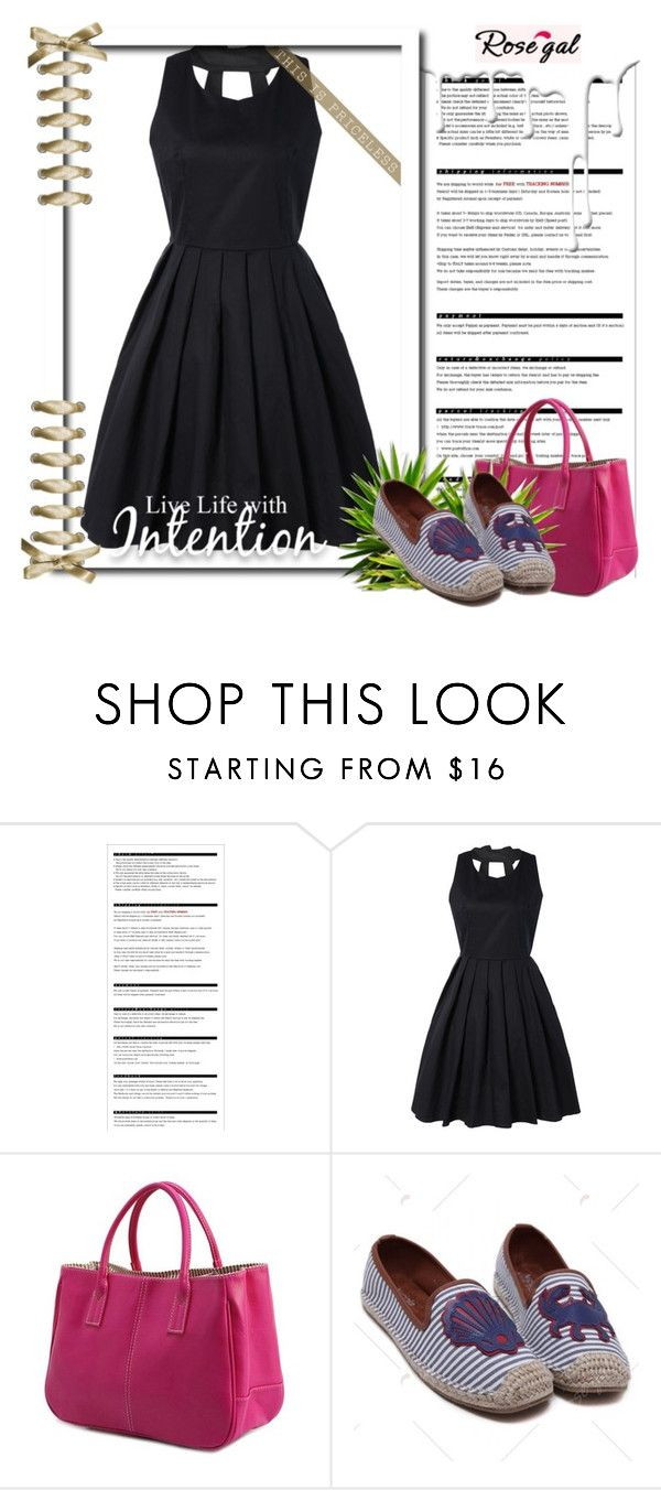 """""""Rosegal 15"""" by ell-1997 ❤ liked on Polyvore featuring Arche and Nivea"""