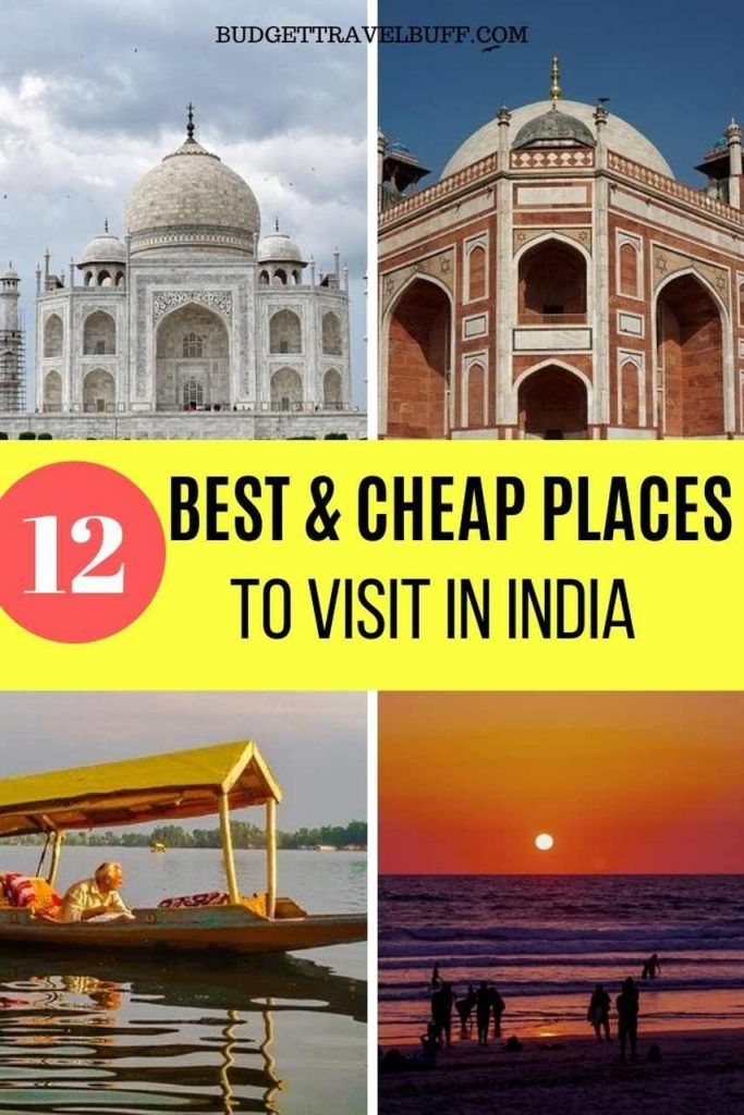12 Best and Cheap Places to Visit in India in December 2019