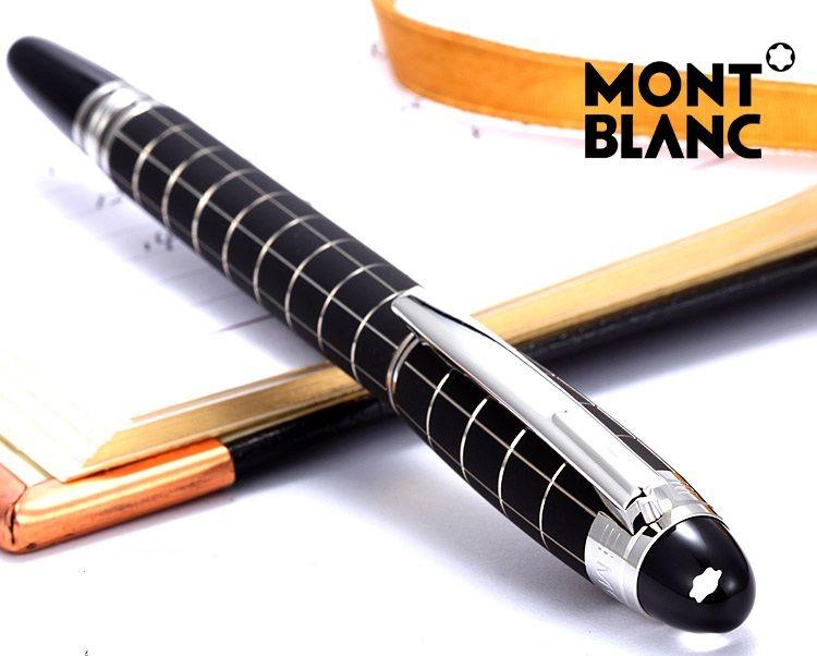Najnowsze Długopis Montblanc Mont Blanc Starwalker Rubber   Akcesoria   Mont AE24