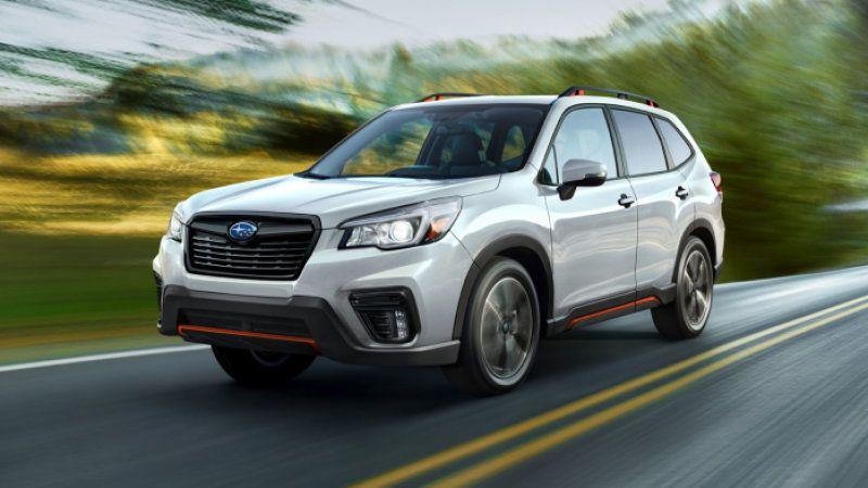 2019 Subaru Forester pricing details SUVs/Trucks