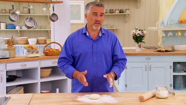 Paul Hollywood Shares His Secrets For The Perfect Pizza