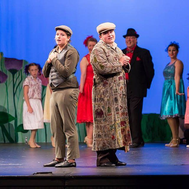 Gio From Frog And Toad An Intergenerational Play At Solon Center