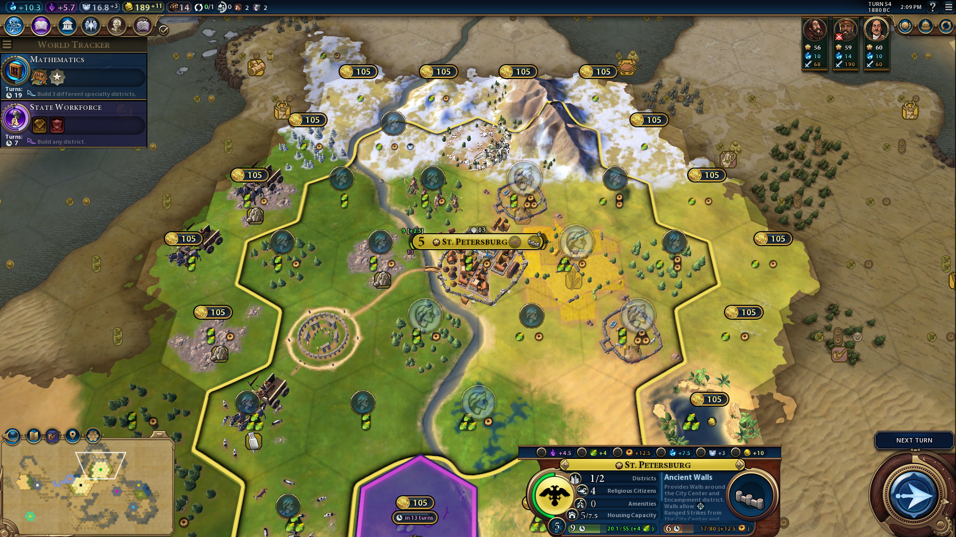 Civ VI(CQUI)] My city ui bugged out and now i can't change