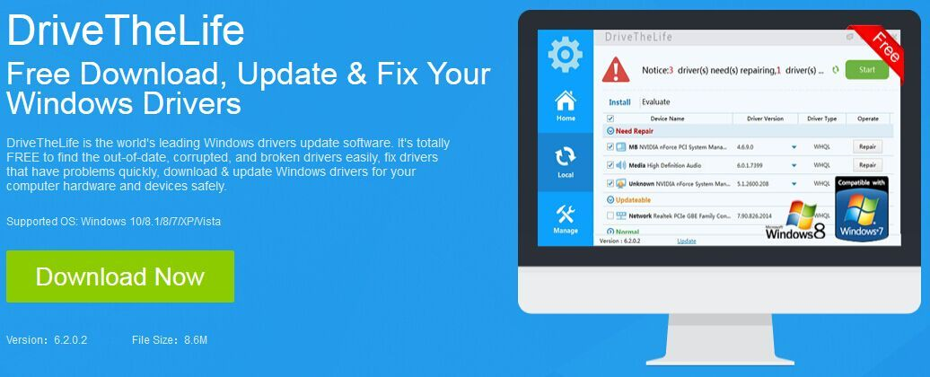 Welcome To Drive The Life We Have A New Look Of Our Website Here Update And Manage Your Windows Drivers For Free Drivetheli Windows Server Windows Drivers