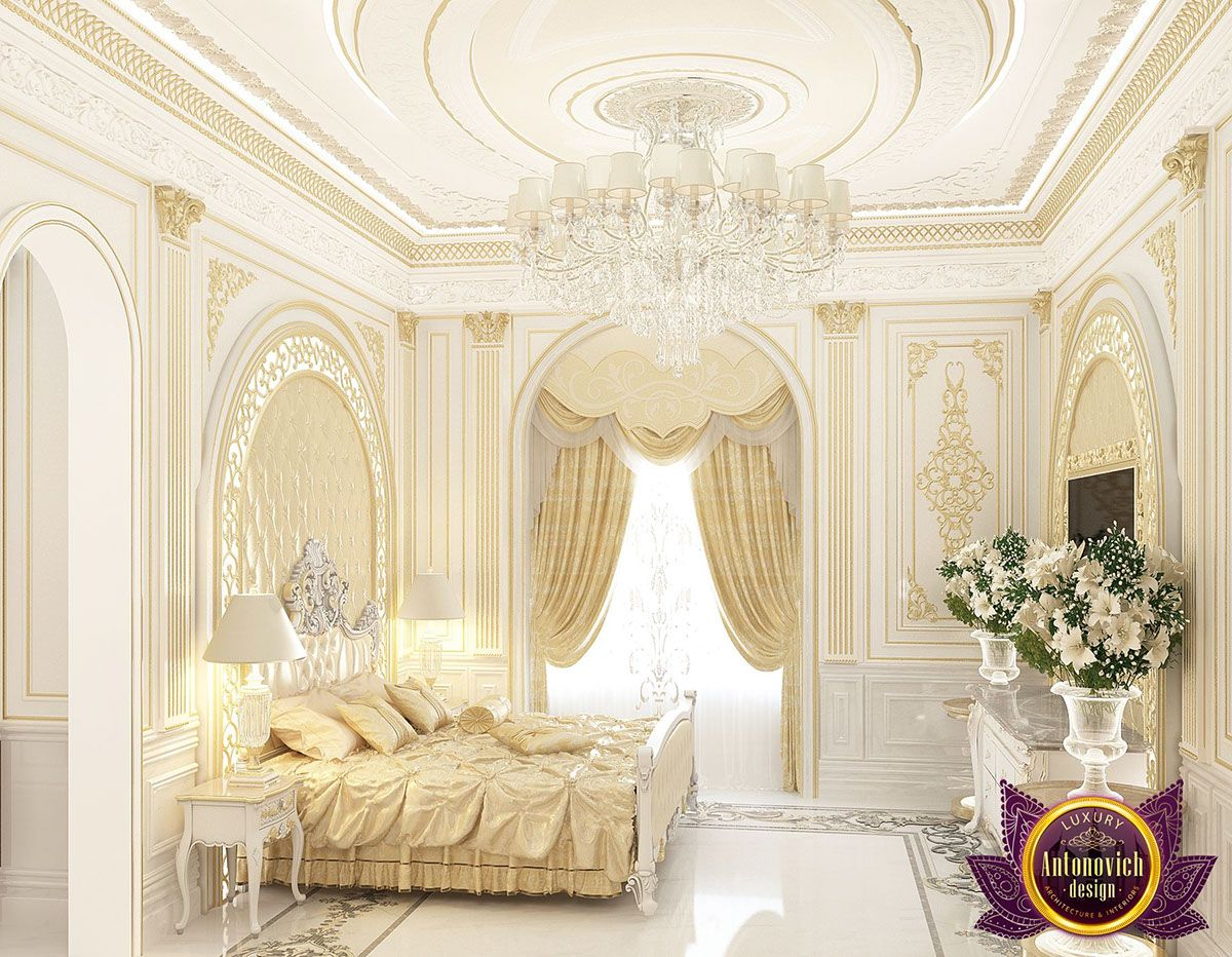 Master Bedroom Design Ideas Of Katrina Antonovich On Behance Luxury House Interior Design Luxury Bedroom Master Interior Design Gallery Antonovich bedroom design luxury