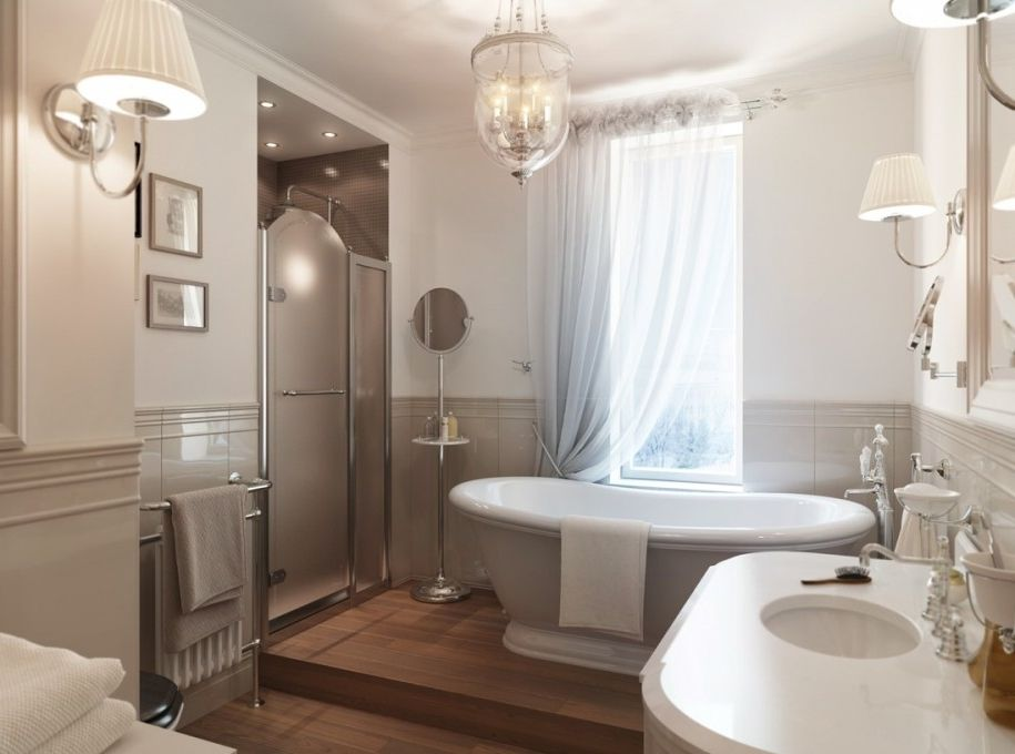 Classic Small Bathrooms  Bathroom Design  Classic Luxury Small Inspiration Small Luxury Bathroom Design Inspiration