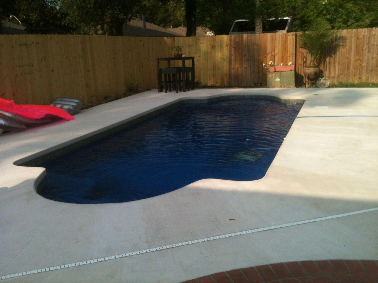 Central Pools Baton Rouge Fiberglass Pools Fiberglass Pools Pool Swimming Pools