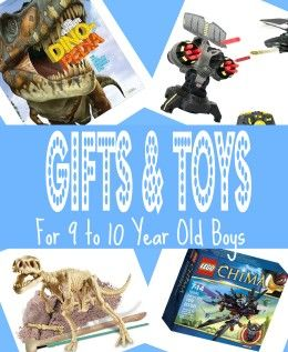 Top Gifts Toys For 9 To 10 Year Old Boys