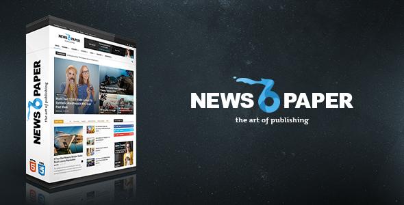 Newspaper  Newspaper Wordpress And Professional Wordpress Themes