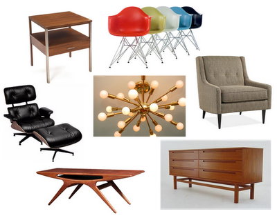 Charmant Mid Century Modern Decorating | Mid Century Modern Furniture Pinterest |  Home Design Plans