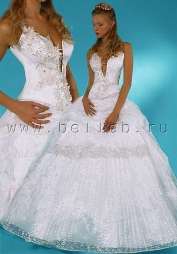 Свадебное платье для Белого лебедя