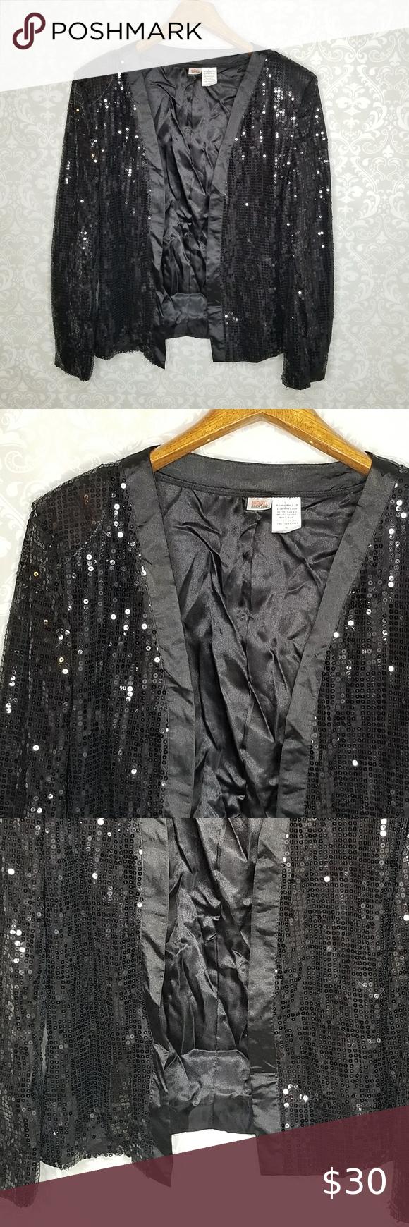 Michael Jackson Black Sequin Billie Jean Jacket Black Sequins Clothes Design Fashion [ 1740 x 580 Pixel ]