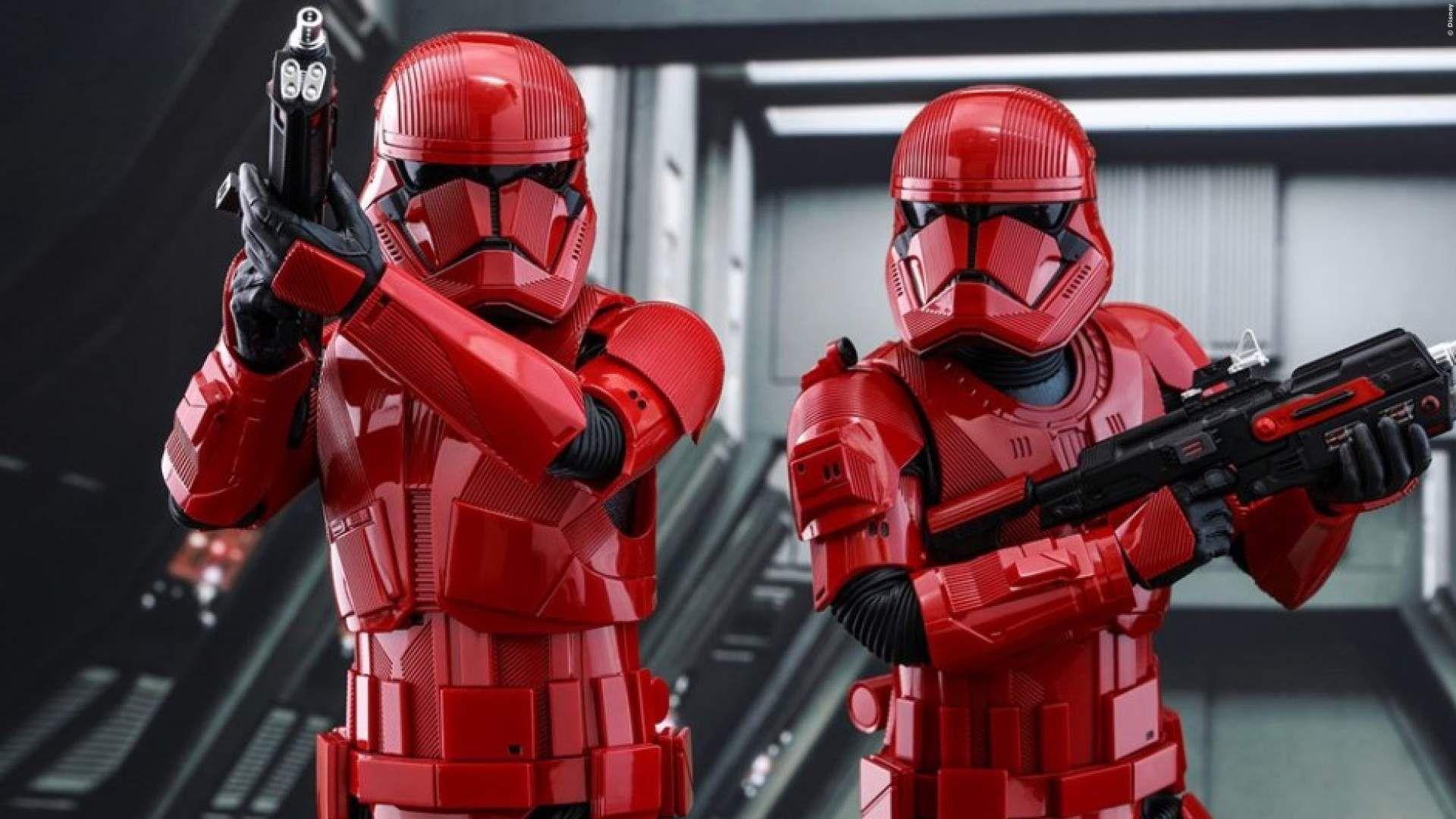 STAR WARS 9: Was wir bisher über die neuen 'Sith Trooper' wissen #startv