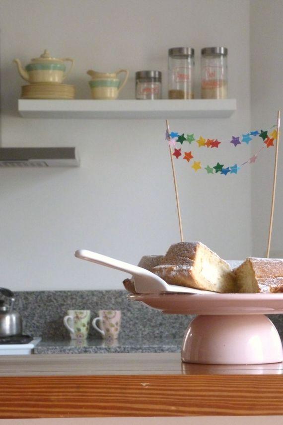 Mini Guirnalda para Tortas - Varios - Productos de Papel - 11810