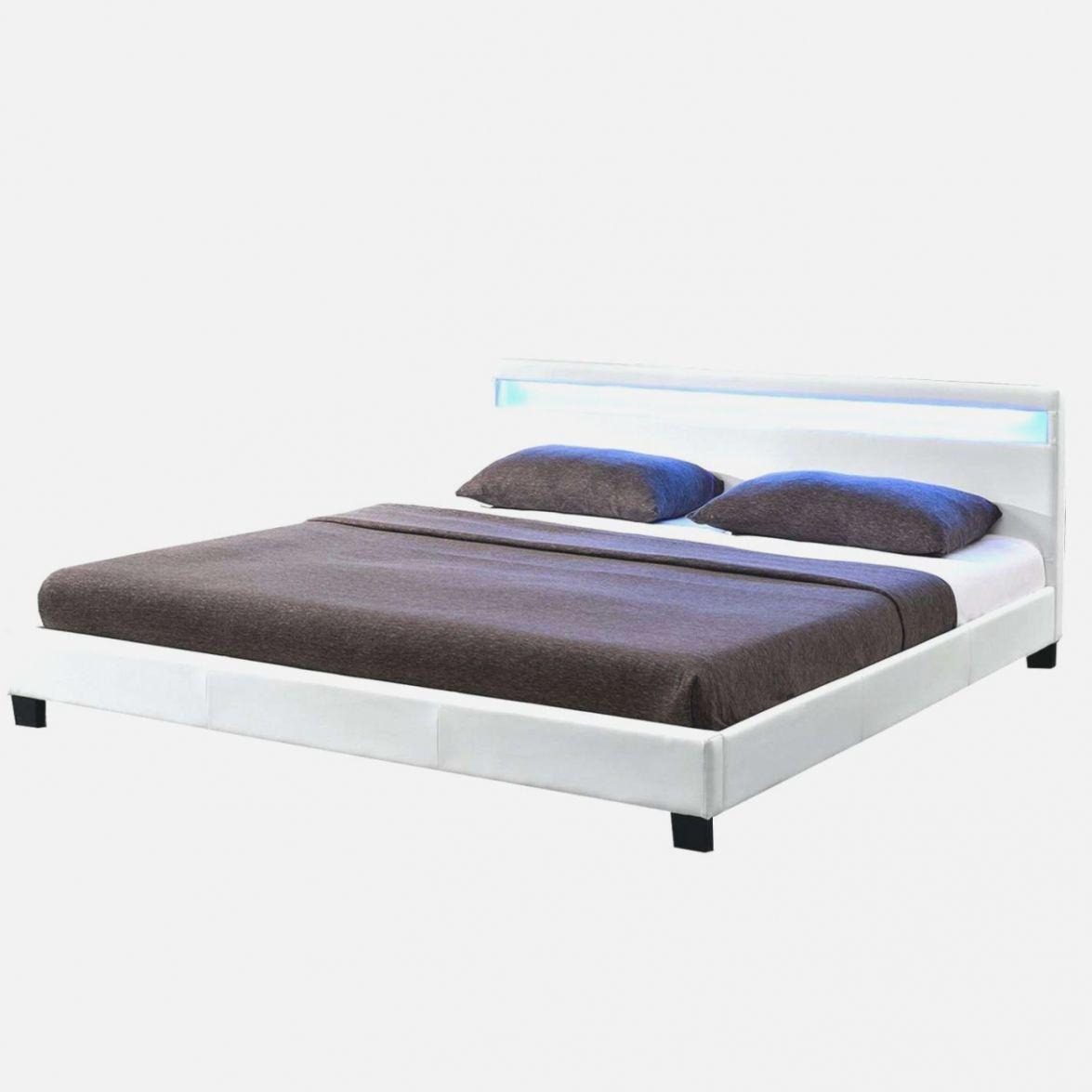 Polsterliege 120 200 Inspirierend Neu Polsterbett Mit Led Led Von Led Bett 120x200 In 2020 Futonbett Mit Matratze Weisses Bett Bett