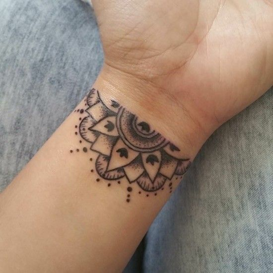 Photo of ▷ 90 tattoo wrist ideas according to the latest trends