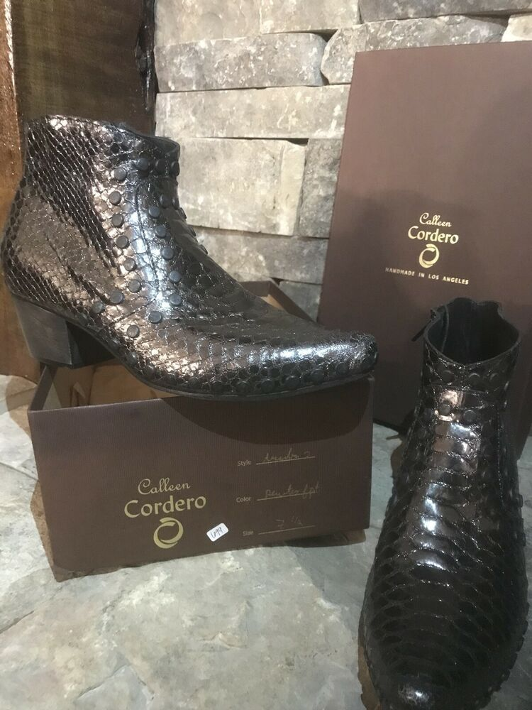 Calleen Cordero Arriba 2 Boot --Pewter
