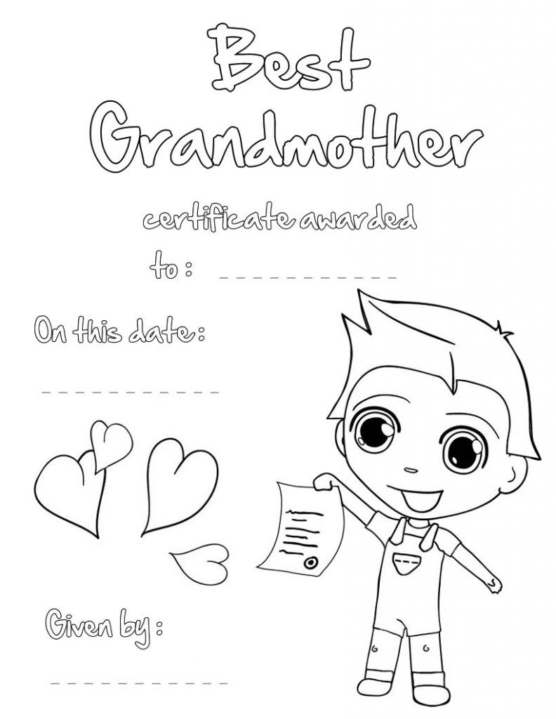 - Grandparents Day Coloring Pages Fathers Day Coloring Page, Mothers Day  Coloring Pages, Mothers Day Coloring Sheets