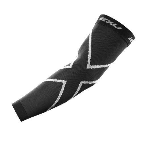 2xu Compression Recovery Arm Sleeves Black Small 2xu Complete Medias De Compresion Ropa Deportiva Hombres