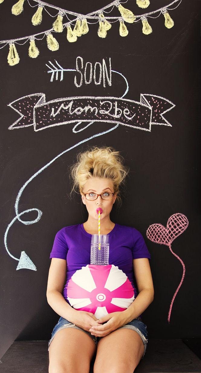 09c262f1d28e5 Purple Beach Ball Maternity T-Shirt, Maternity clothes, Pregnancy, Maternity  dress, Pregnancy wear, Pregnancy T-shirt
