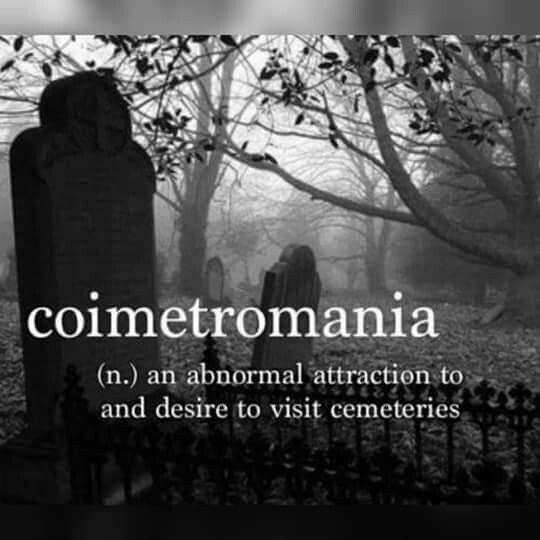 Coimetromania