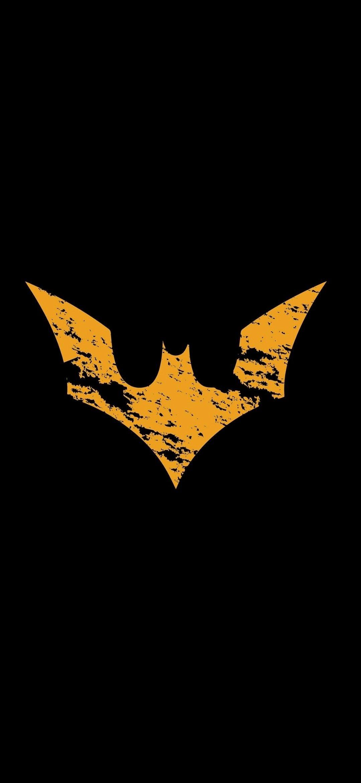 Batman Logo Amoled Wallpaper 10802340 Batman Wallpaper Batman Wallpaper Iphone Iphone 7 Wallpapers