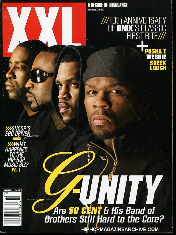50 cent and tony yayo | Another black background cover with 50 Cent, Young Buck, Tony Yayo ...