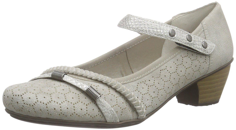 Rieker 41777 Women Closed Toe Damen Pumps: : Schuhe