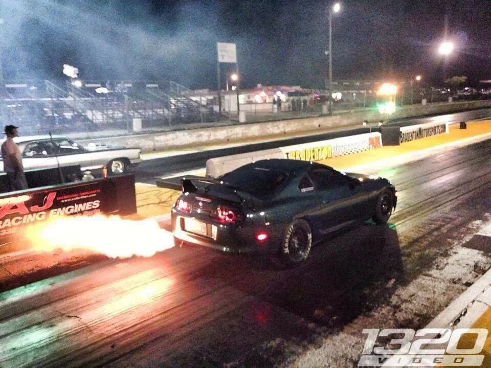 Toyota Supra, they need one of these to race on street outlaws!!!