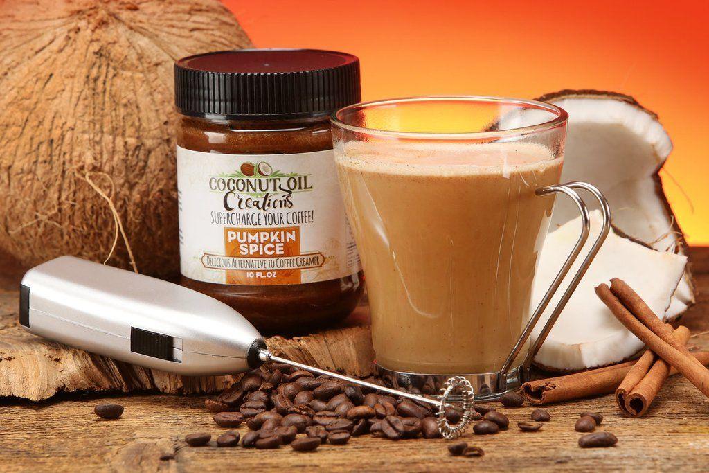 Pumpkin Spice #pumpkinspiceketocoffee Pumpkin Spice keto coffee! #pumpkinspiceketocoffee