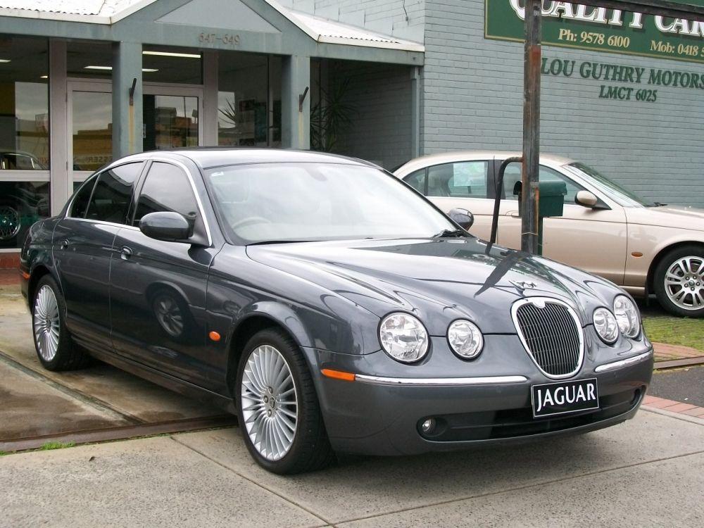 2006 Jaguar S Type Luxury Jaguar S Type Jaguar Car Jaguar