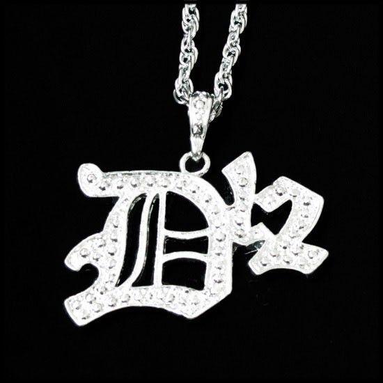 Eminem necklace with lengthening chain D12 2d60f62ecdb