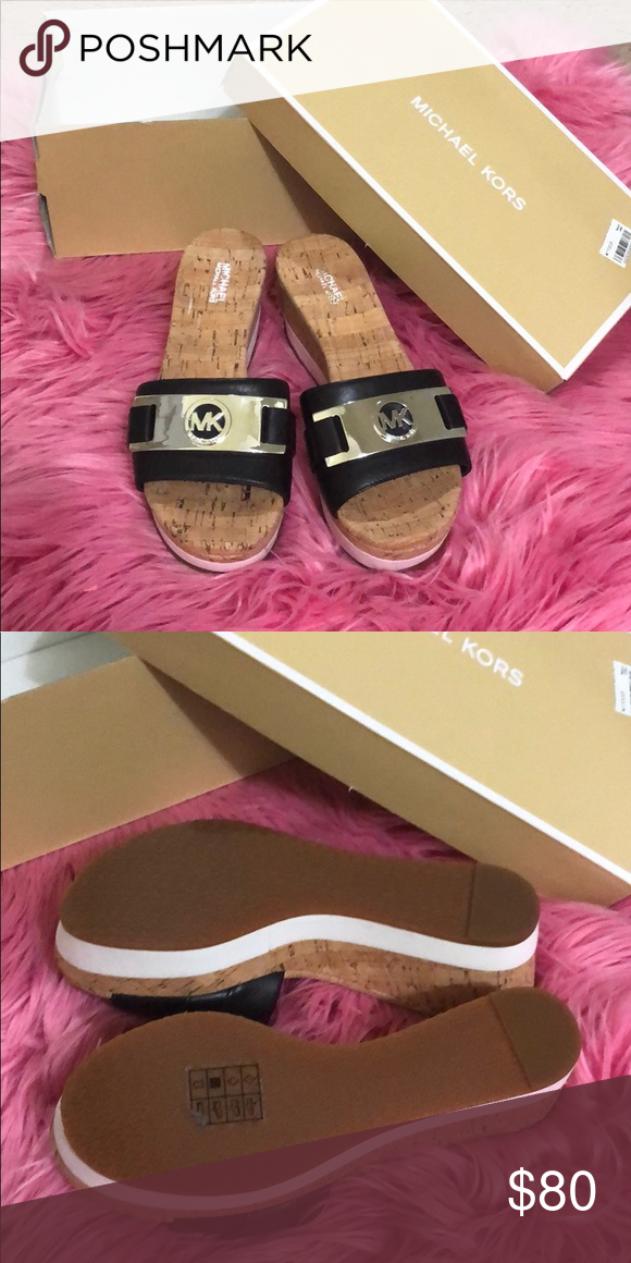 Mk shoes brand new come with box never