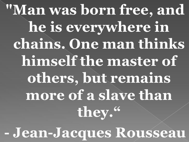Jean Jacques Rousseau Wise Words Words Literature