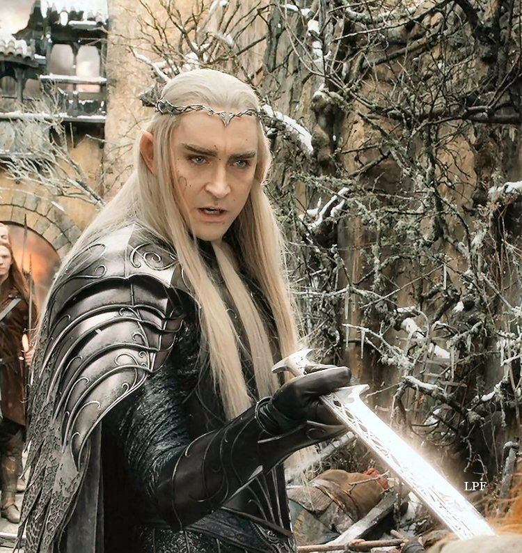 Pin by NASCIENNE on Thranduil, King of my Heart ...