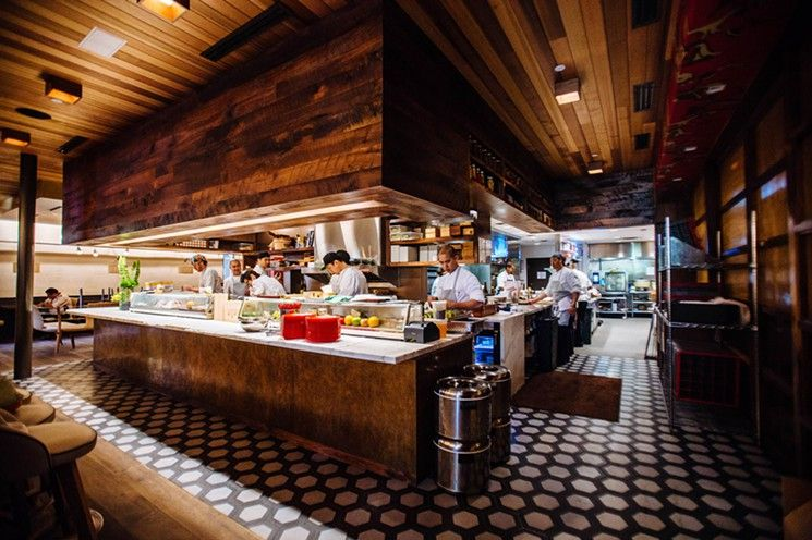 Uchi And Top Knot Hibachi Grill Visit Dallas Living In Texas Restaurant